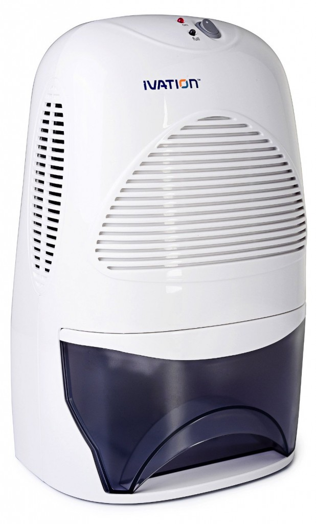 room dehumidifier reviews 2015, Ivation Powerful Mid-Size Thermo-Electric Dehumidifier