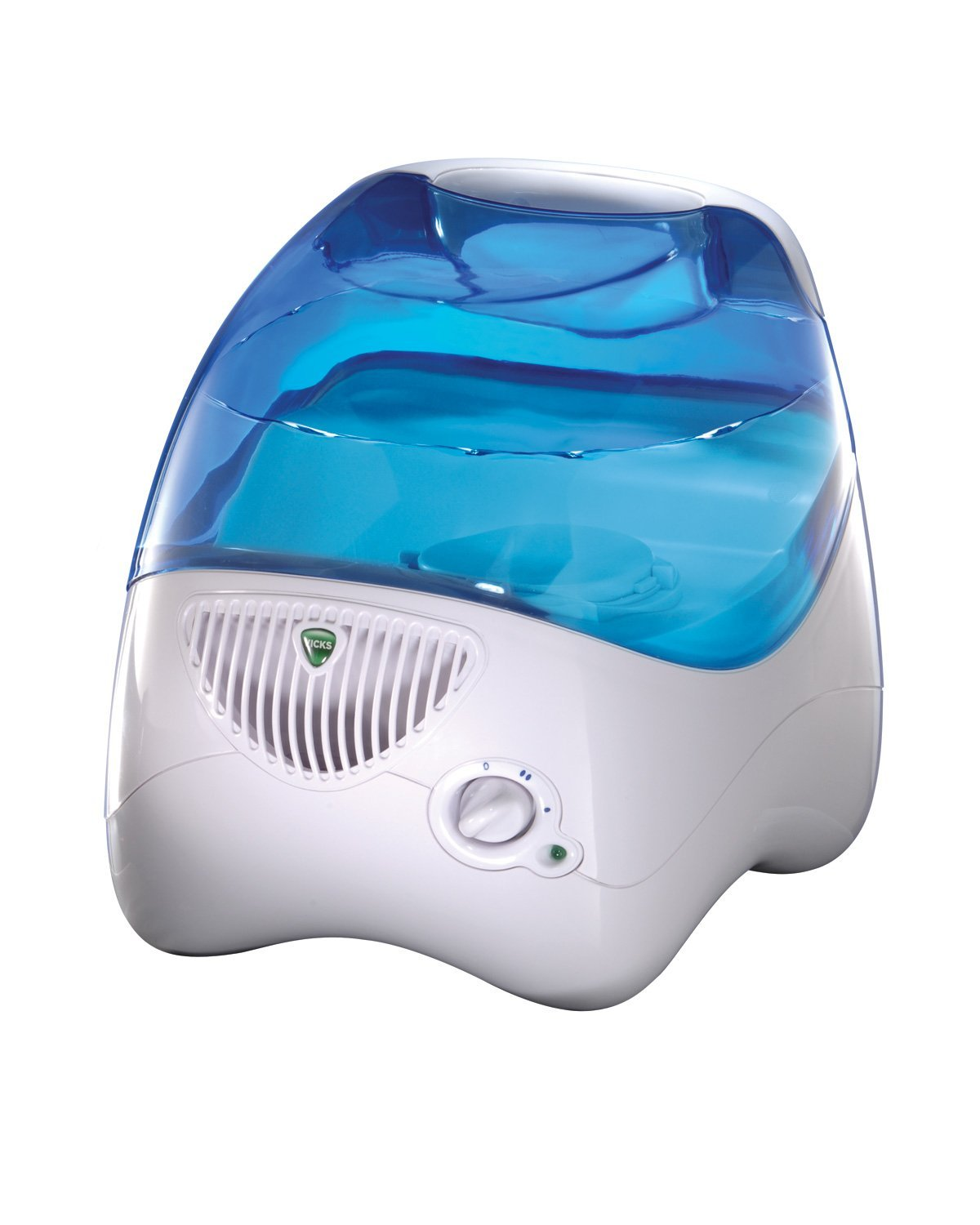 The Vicks Cool Mist Humidifier Helps Provide Temporary Relief From  #1C89AF