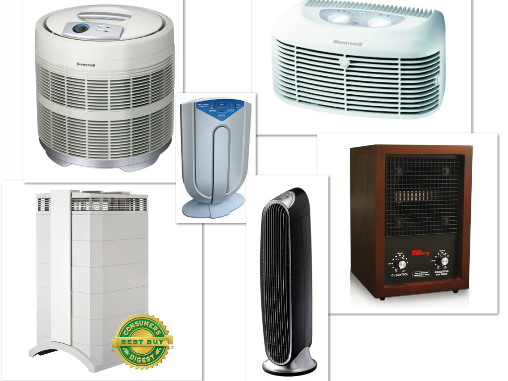 Main Types of Air Purifiers AirBetter.org #693824