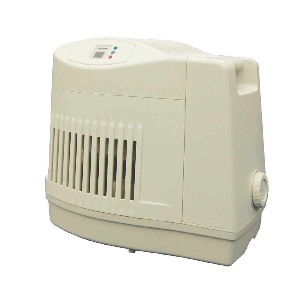 Air EA1201 Digital Whole House Console Style Evaporative Humidifier #308392