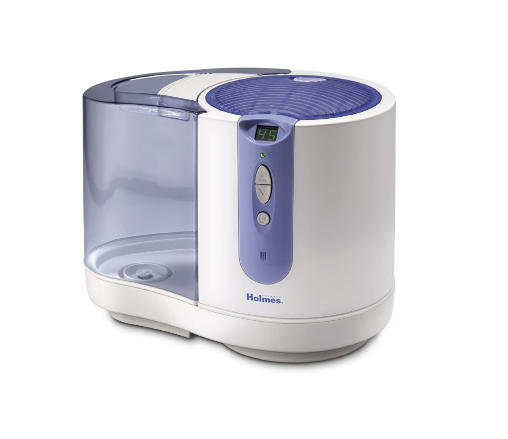 evaporative humidifier Holmes Cool Mist Comfort Humidifier HM1865 NU #484C7B