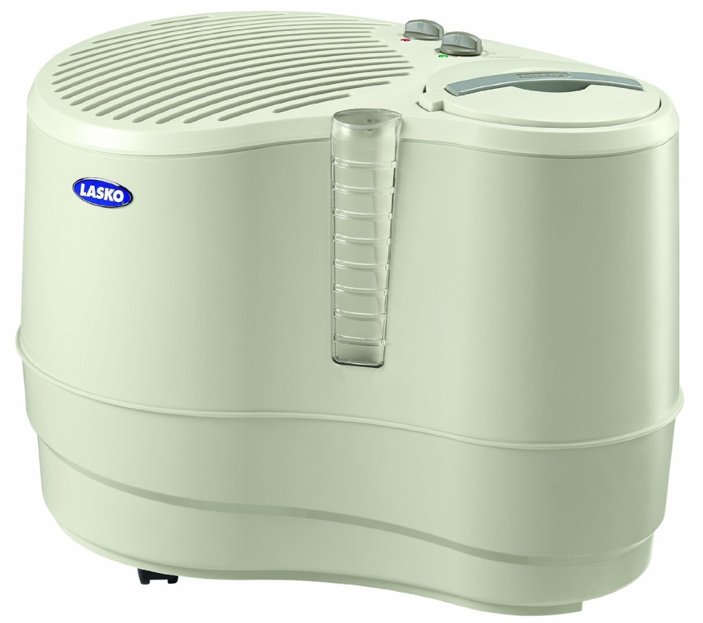 best console humidifier 2015 Lasko 1128 Evaporative Recirculating  #111FBA