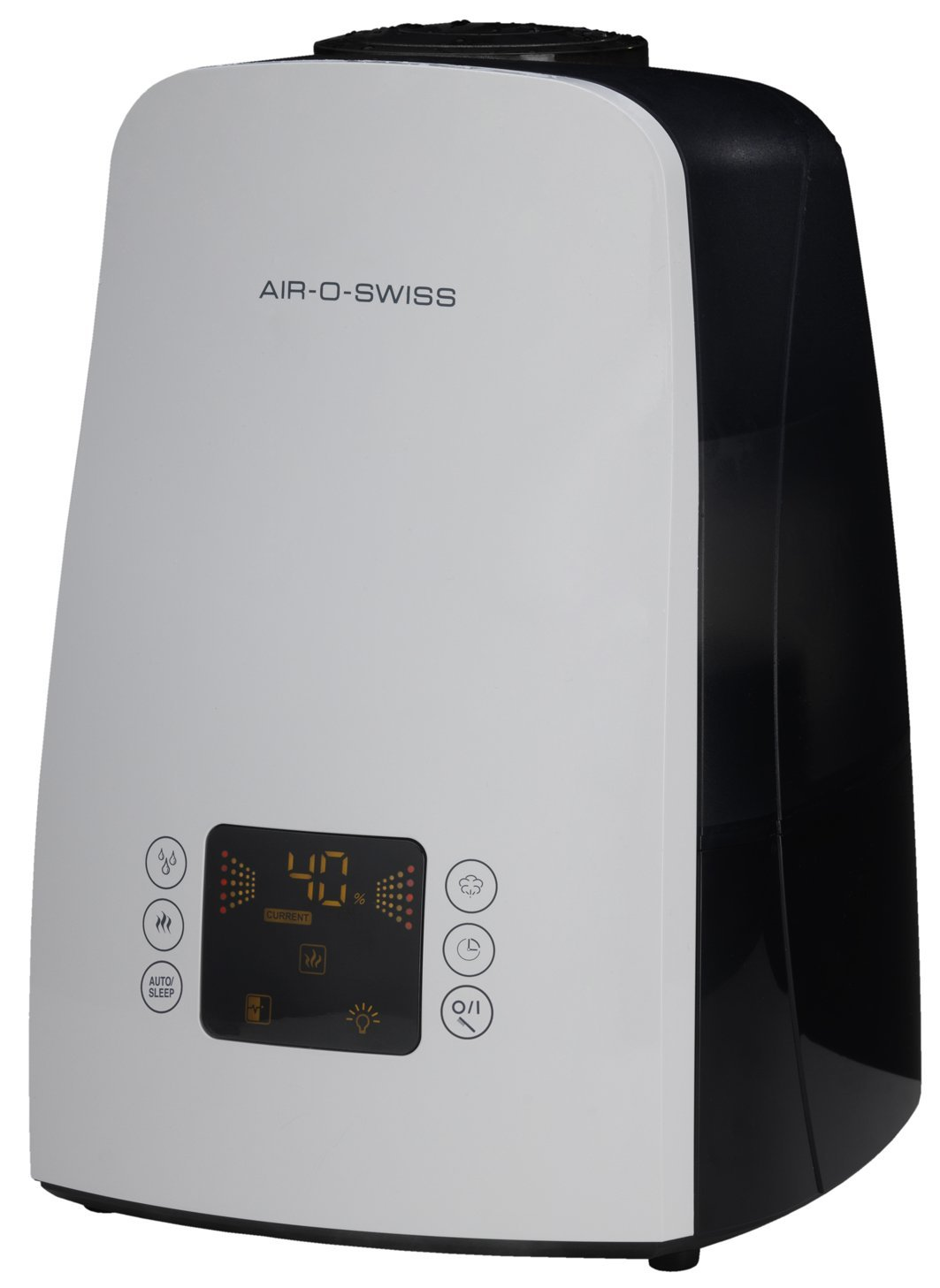air o swiss humidifier review AOS U650 Digital Warm and Cool Mist  #74582C