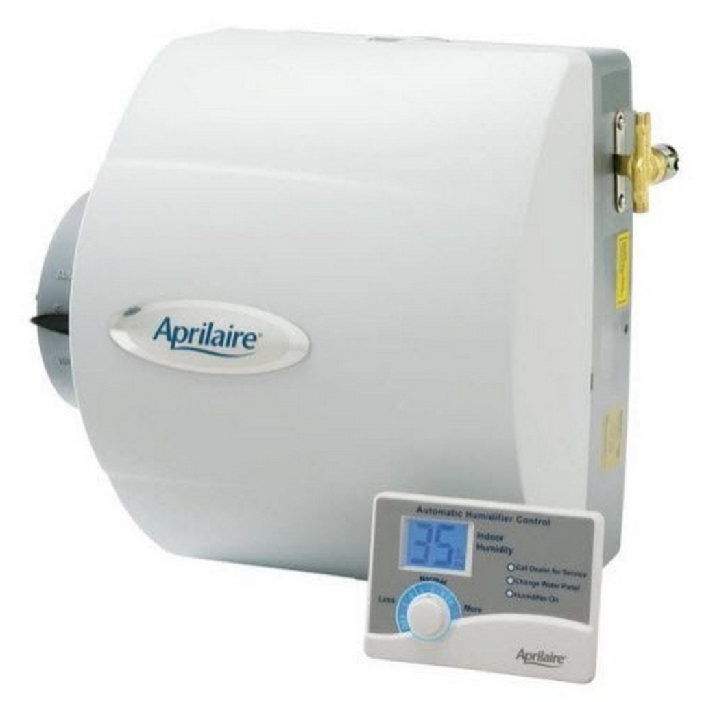 Aprilaire 400 Humidifier Whole House w Auto Digital Control 0.7  #3A6491