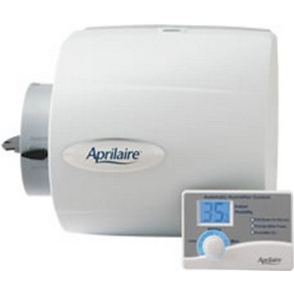Aprilaire 500 Humidifier 24V Whole House Humidifier w/ Auto Digital  #396692