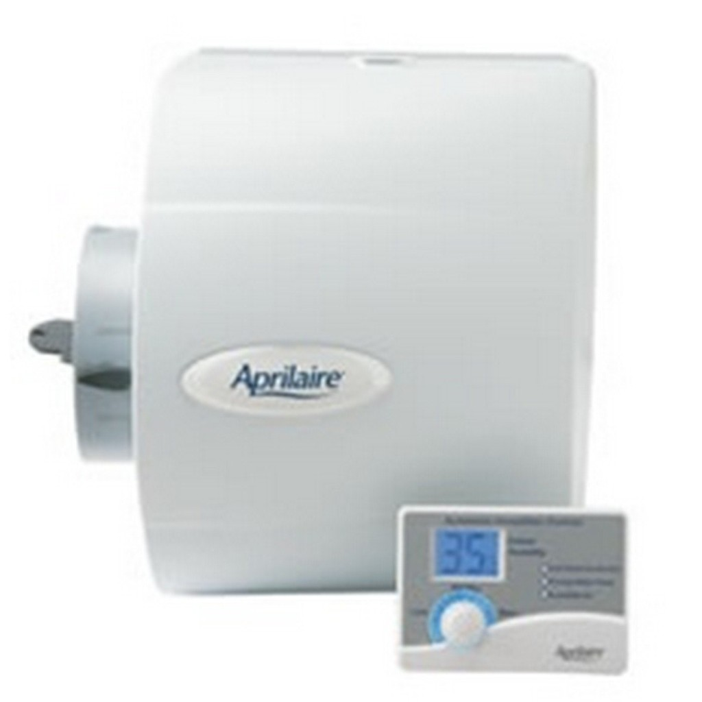 Aprilaire 600 Humidifier Whole House Bypass 24V w Digital Control #3B6390