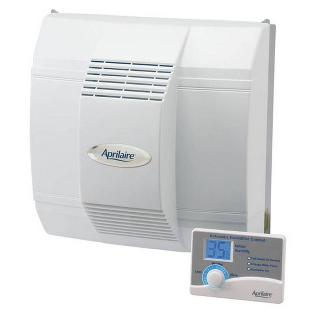 whole house humidifier reviews - Aprilaire 700 Whole House Humidifier w Automatic Digital Control, .75 Gallons hr