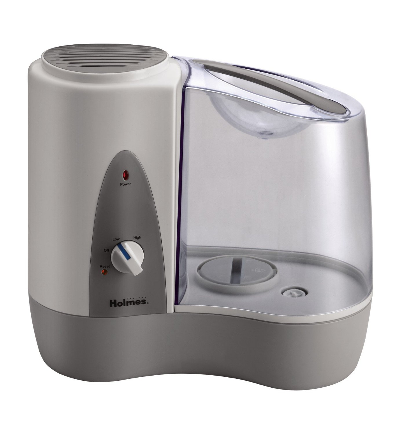 Holmes Warm Mist Filter Free Humidifier for Small Rooms HWM6000 NUM #47475C