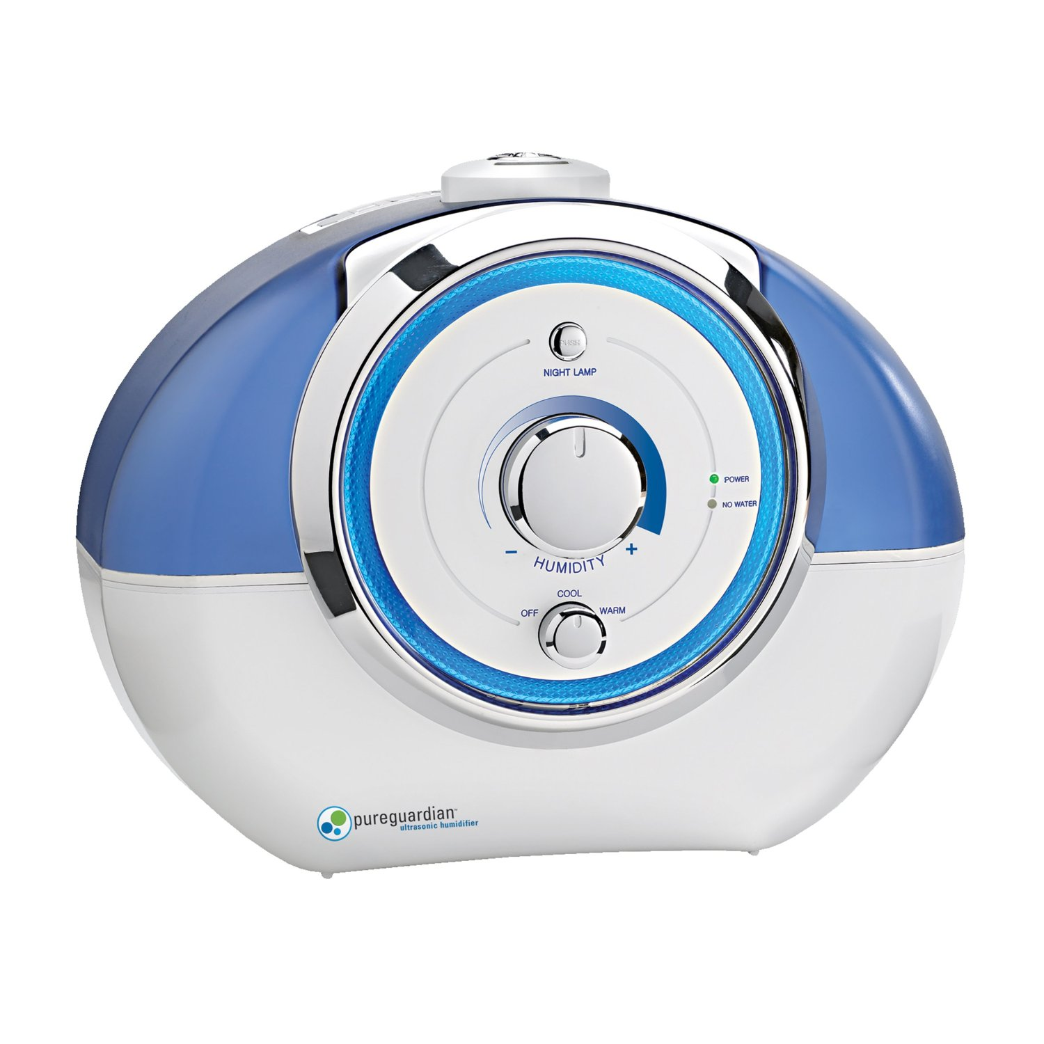 Pureguardian Ultrasonic Humidifier Reviews 2015 2016 #148AB7