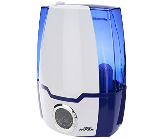 Air Innovations Digital Ultrasonic Humidifier with Digital Display V32460