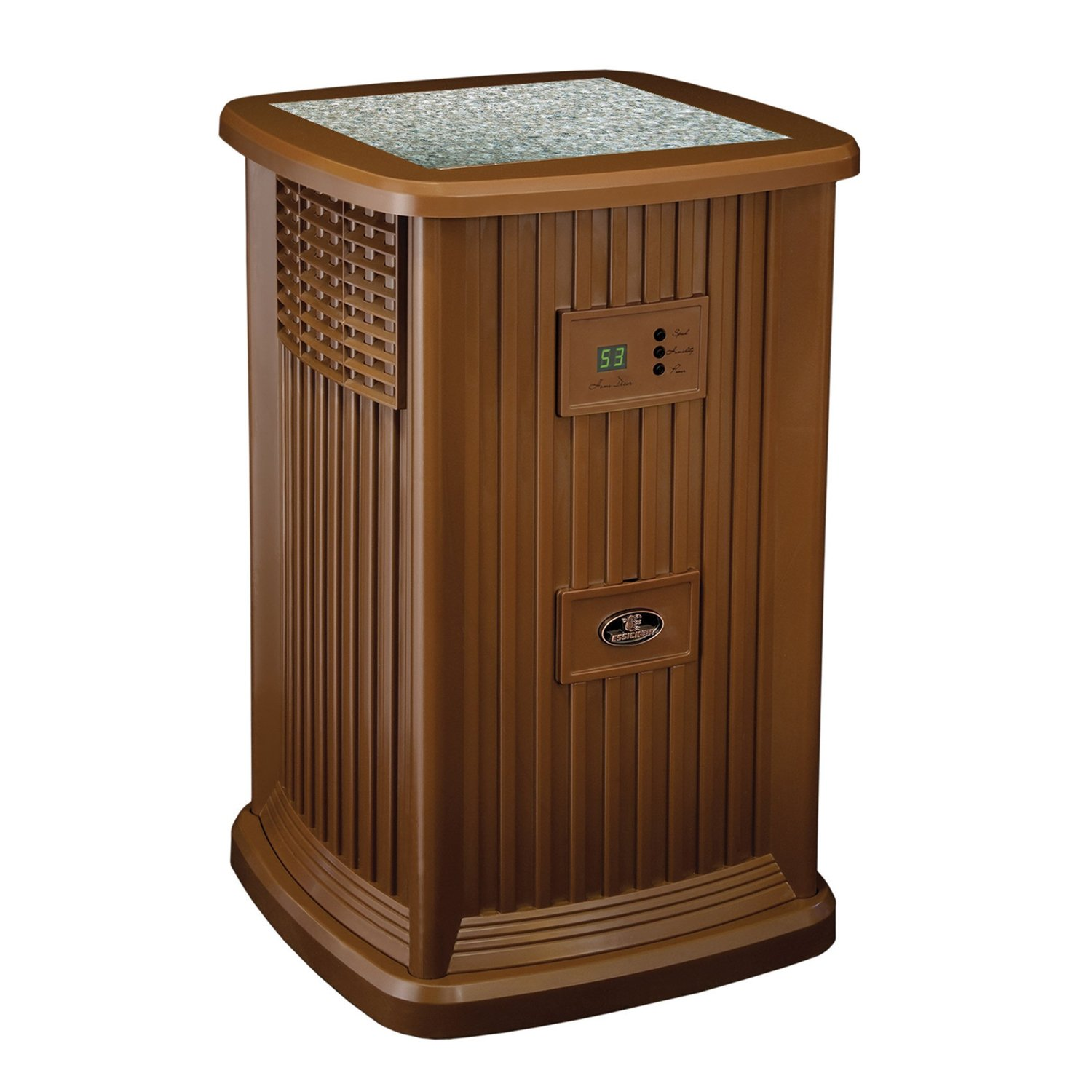 EP9 500 Whole House Evaporative Digital Pedestal Humidifier Nutmeg #412413