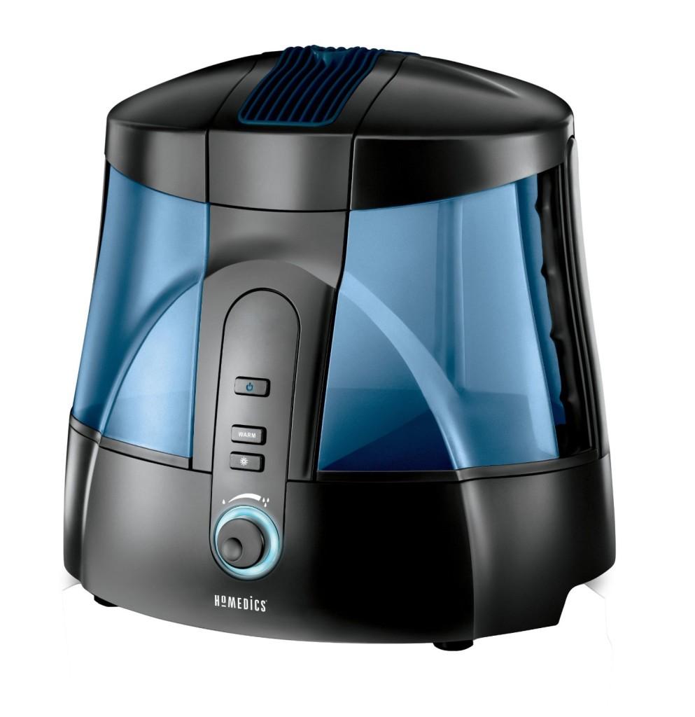 homedics humidifier review - HoMedics UHE-WM65 Warm and Cool Mist Ultrasonic Humidifier