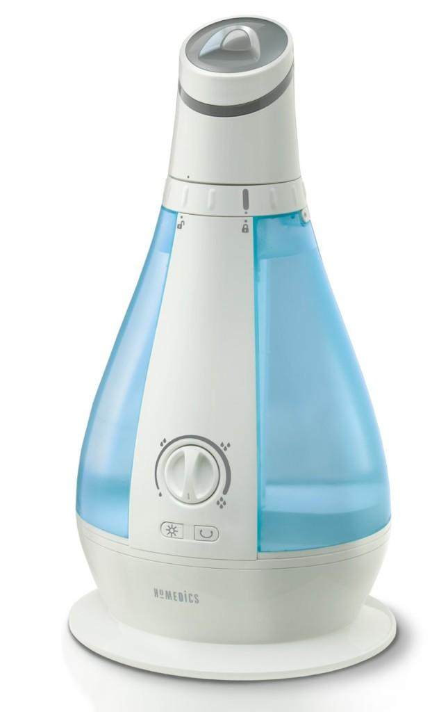 homedics cool mist humidifier reviews - Homedics Hum-cm50 Cool Mist Ultrasonic Humidifier