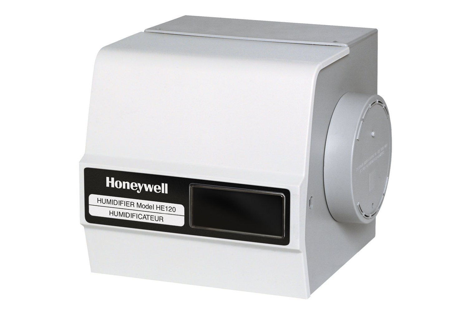 whole house humidifier reviews Honeywell HE120A Whole House  #1D1C1A