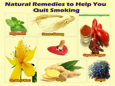 Natural Herbal Remedies To Quit Smoking