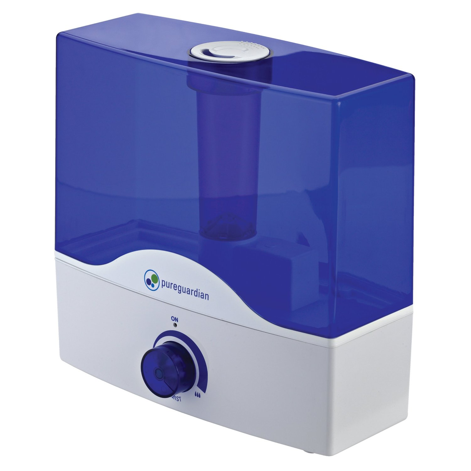 Pureguardian Ultrasonic Humidifier Reviews 2015 2016 #17143F