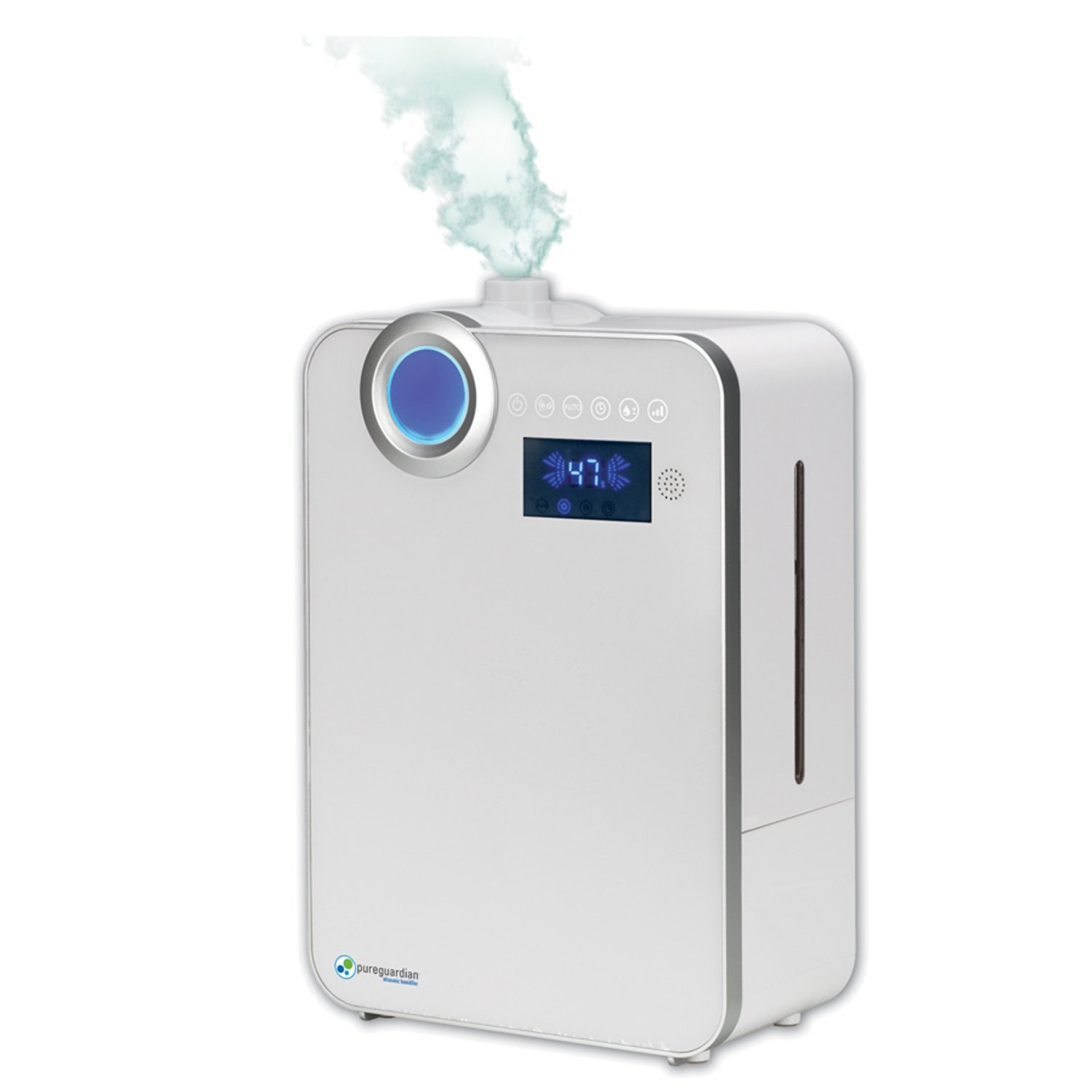 Pureguardian Ultrasonic Humidifier Reviews And Report 2018