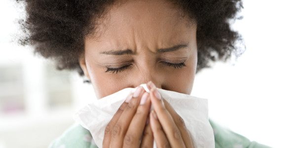 air purifier and allergies, women-ALLERGY