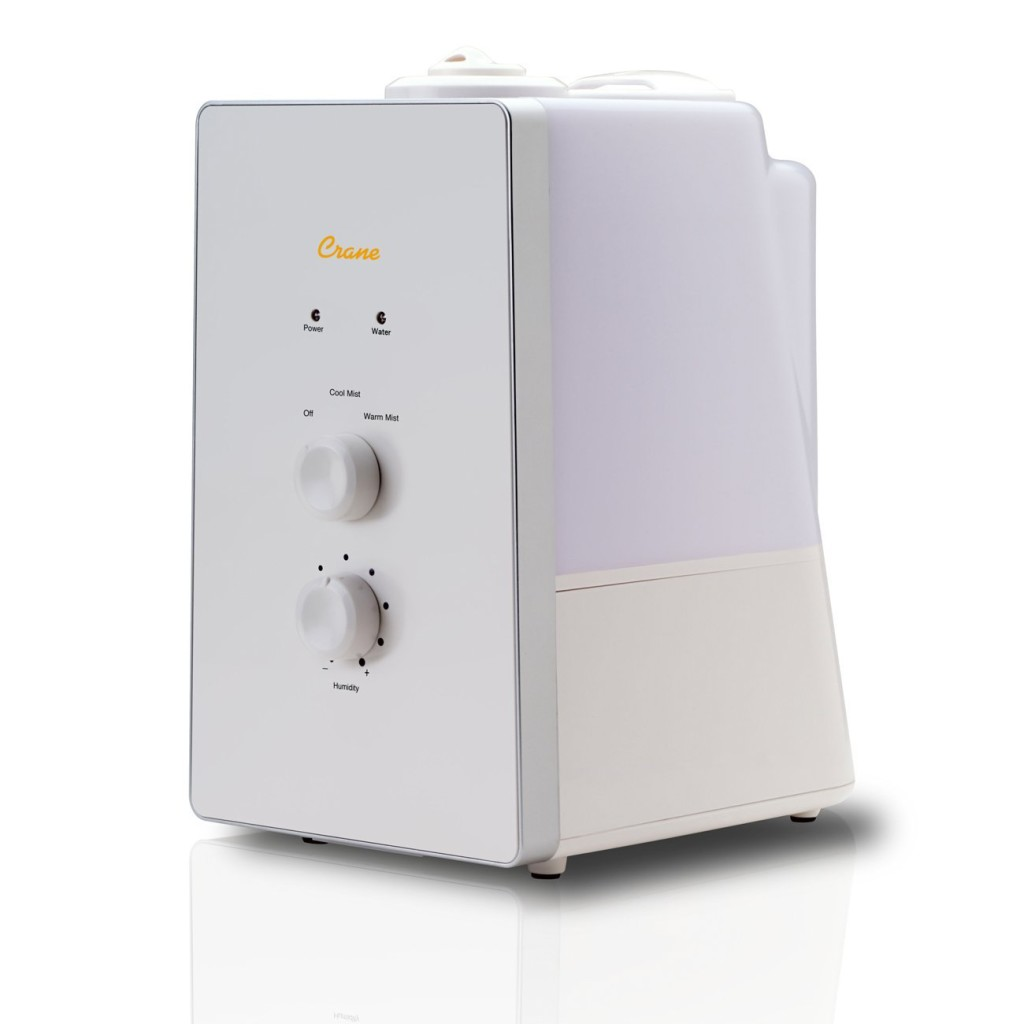 Crane Ee-8065 Crane Germ Defense Humidifier - Manual, White