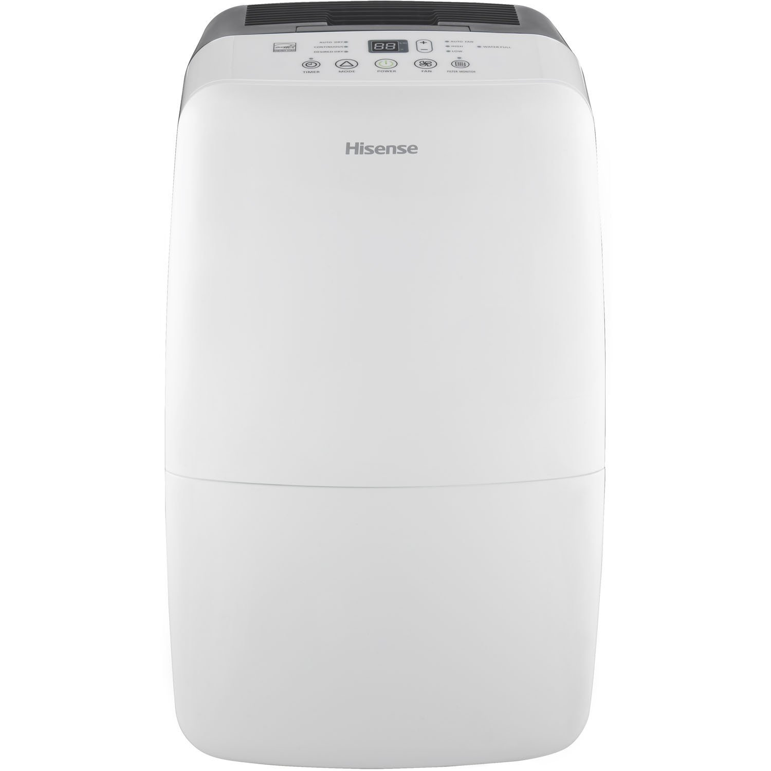 70KP1SDLE Energy Star 2 Speed Dehumidifier with Built In Pump 70 Pint #53595D