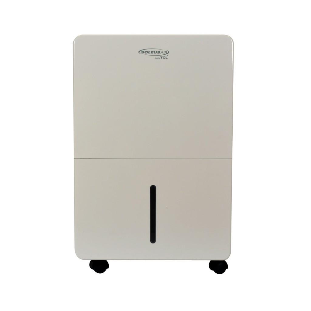 Soleus air dehumidifier reviews HCT D70E A Energy Star Rated Air  #71685A