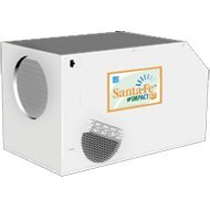 Santa Fe Impact Basement & Whole House Dehumidifier (4032230)