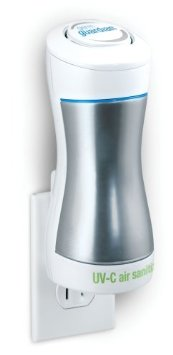 GermGuardian GG1000 Pluggable UV-C Air Sanitizer with Odor Reduction