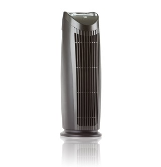 Alen T500 HEPA-Pure Tower Air Purifier, Black,