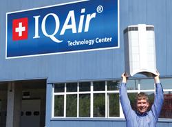 IQAir healthpro plus review
