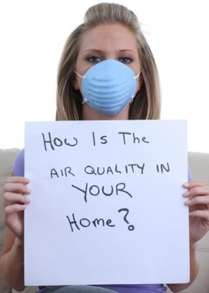 air quality clean in your home
