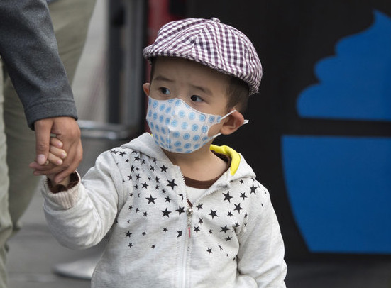 air pollution and children